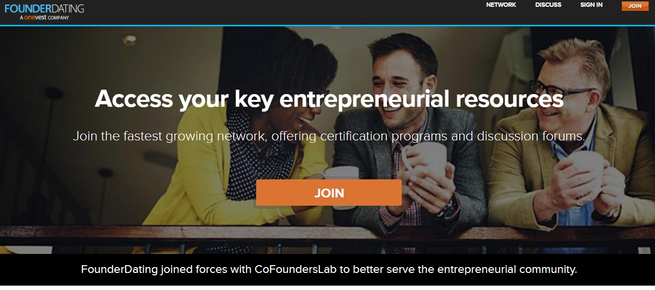 Founderdating joint