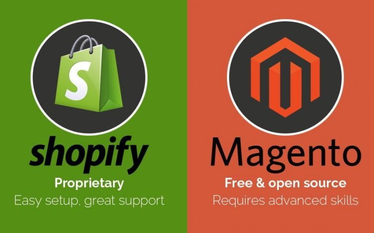 Shopify vs Magento: 5 Superior Reasons For Shopify