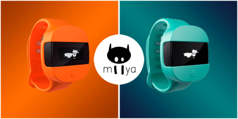 Get your kids physically active with Miiya watch