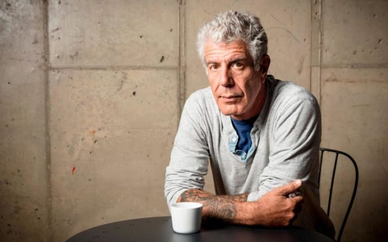 Anthony Bourdain's Marketing Guide for Entrepreneurs