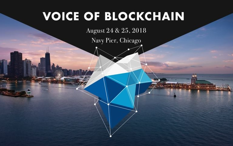 Upcoming Voice of Blockchain Event in Chicago