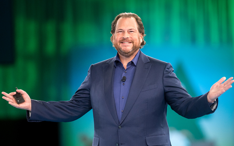 Marc Benioff's Definitive Startup Guide for Becoming Successful Companies and Entrepreneurs
