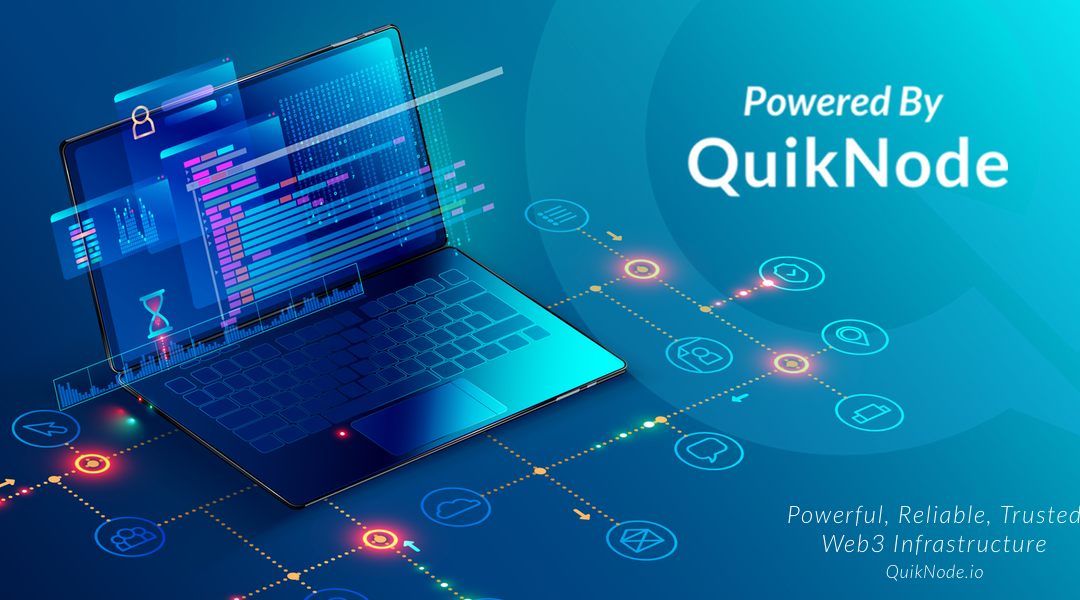 QuikNode Wants Developers and Power-Users to Run their Own Ethereum Nodes Faster Without All the Hassle