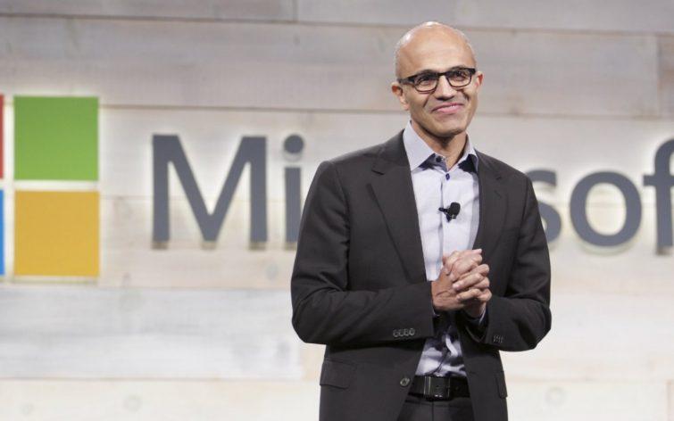 Satya Nadella's Startup Lessons From Transforming Microsoft
