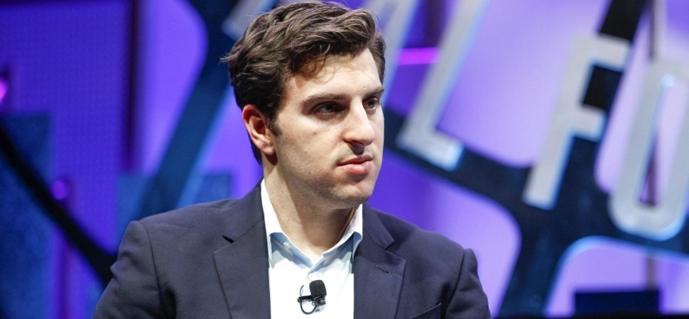 Airbnb CEO Brian Chesky 5 Rules for Successful Startup