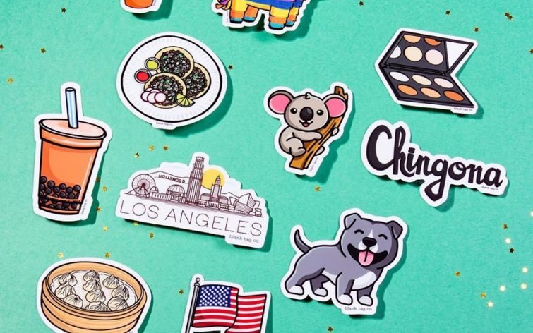 Blank Tag Co – Lighting Up The World One Sticker at A Time