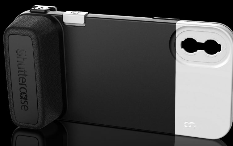 Shuttercase is the World's First Modular iPhone Battery Case That Every Mobile Photographer Should Have