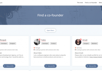 StartHawk is Making it Easier for Founders to Meet Co-founders
