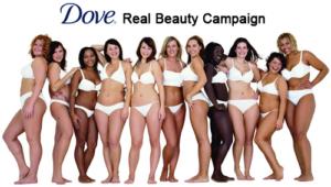 Dove Real Beauty campaign - Negative Publicity