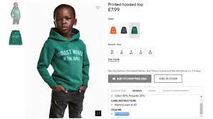 Failed H&M PR campaign - Negative Publicity