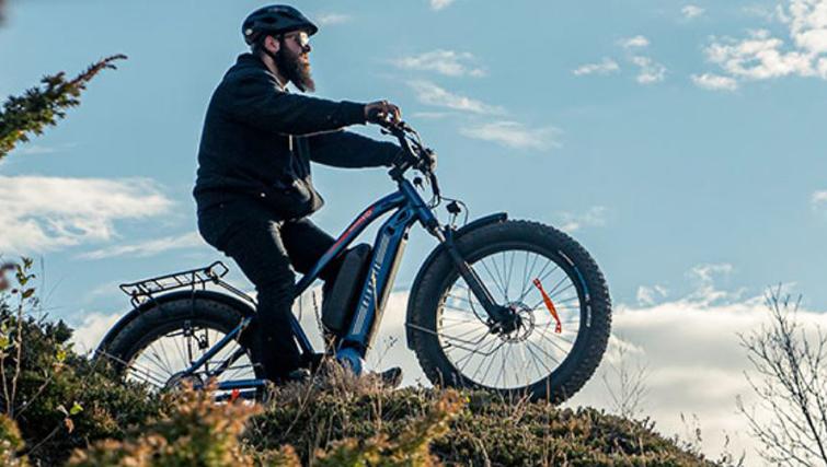 BikTrix Creating Customizable Electric Bikes for World
