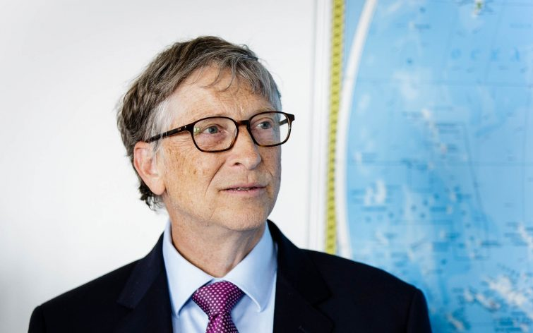 Bill Gates: Guide to PR and Marketing