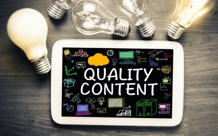 5 Ways Quality Content Can Help Boost Your Business