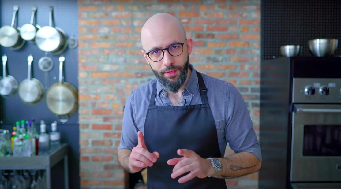 Babish Culinary Universe YouTuber