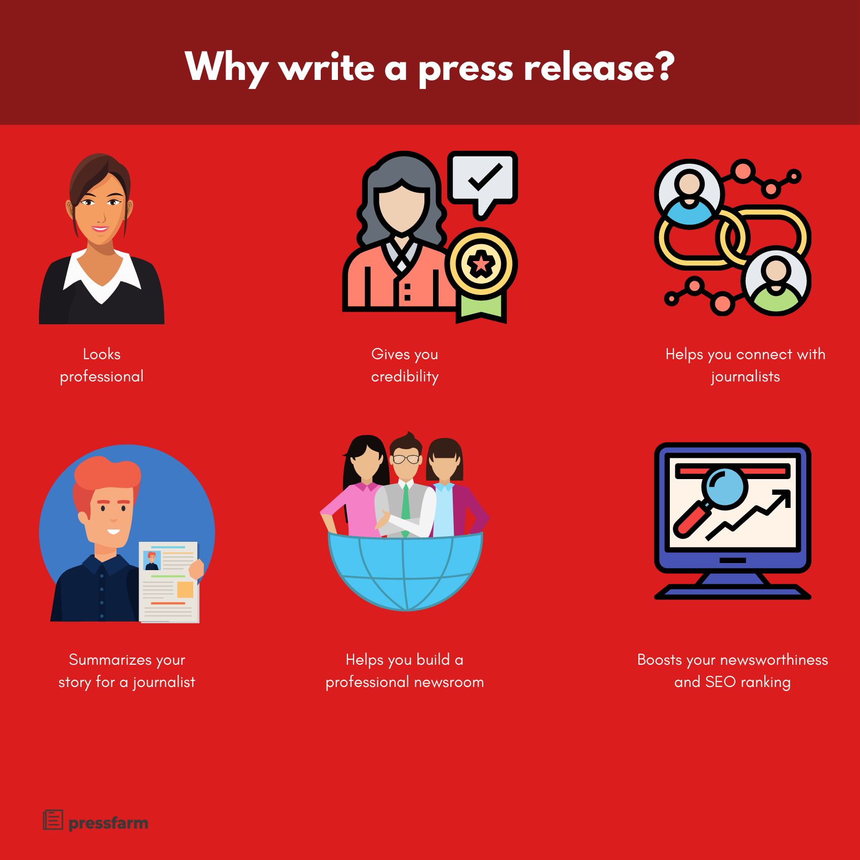 Why write a press release