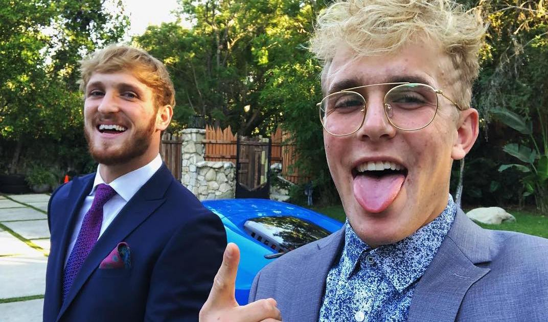 Jake Paul & Logan Paul