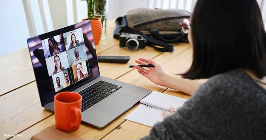 how to run a virtual event