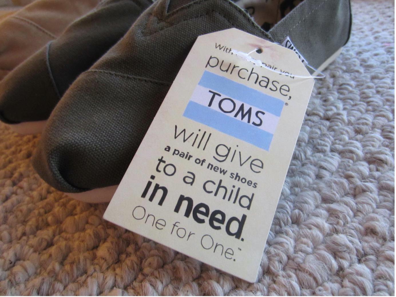 toms marketing to millennials