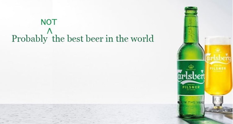 Carlsberg marketing to millennials