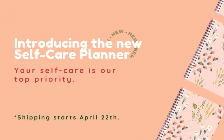 Strawberry Planner helps People Prioritize their Self-care and Live Happier Lives