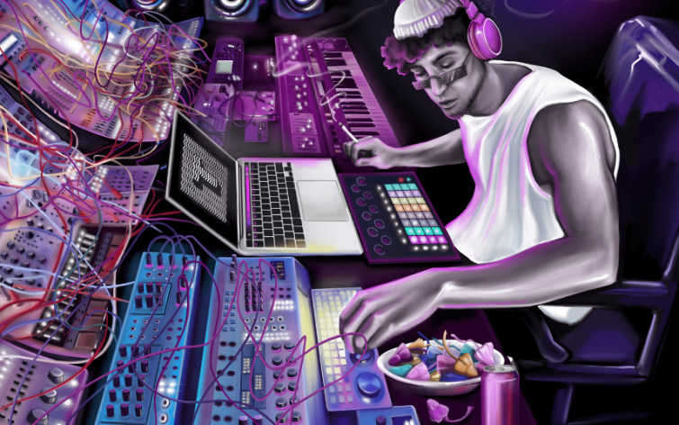 Triptcip's NFT Hub – Transparency between Musicians & Fans