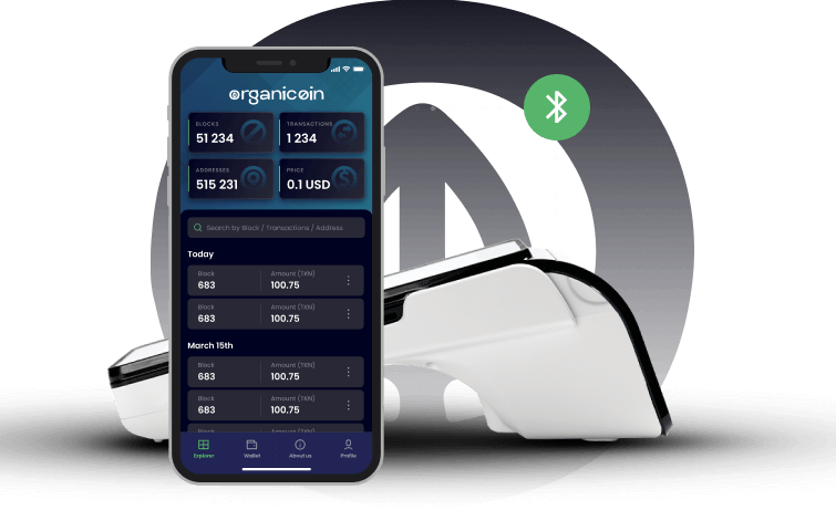 Organicoin Launches a Photometry Device to Measure Nitrates in Food