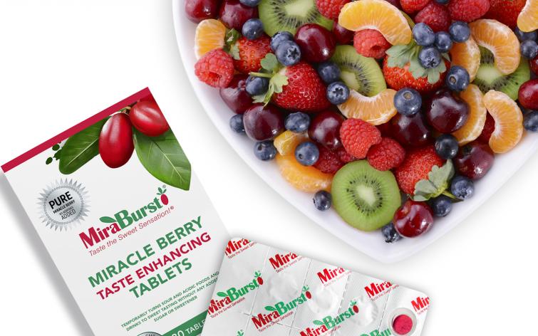MiraBurst: A Natural Solution to Eating Healthy for Diabetics & Prediabetics
