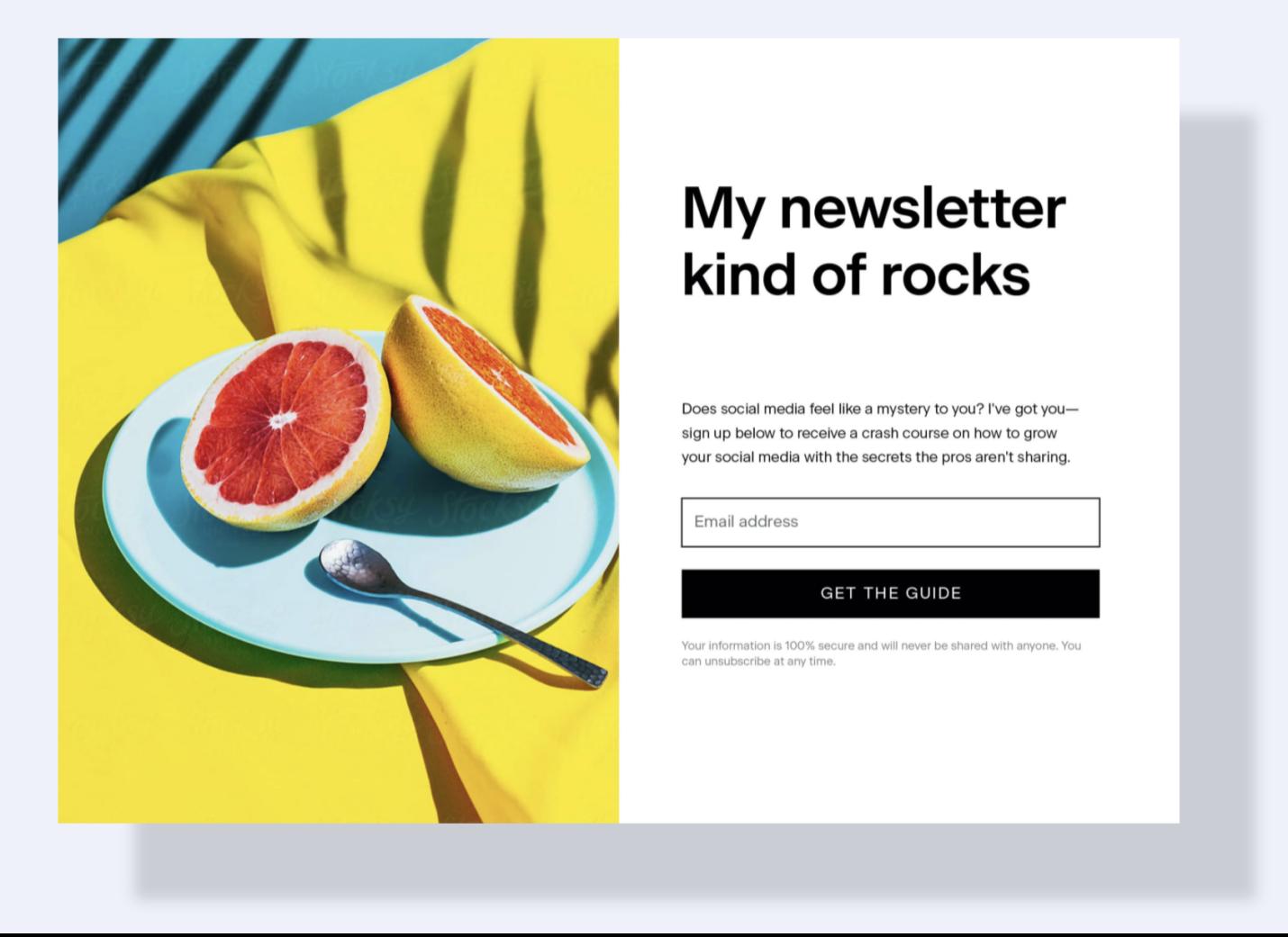 newsletter marketing tips for startups